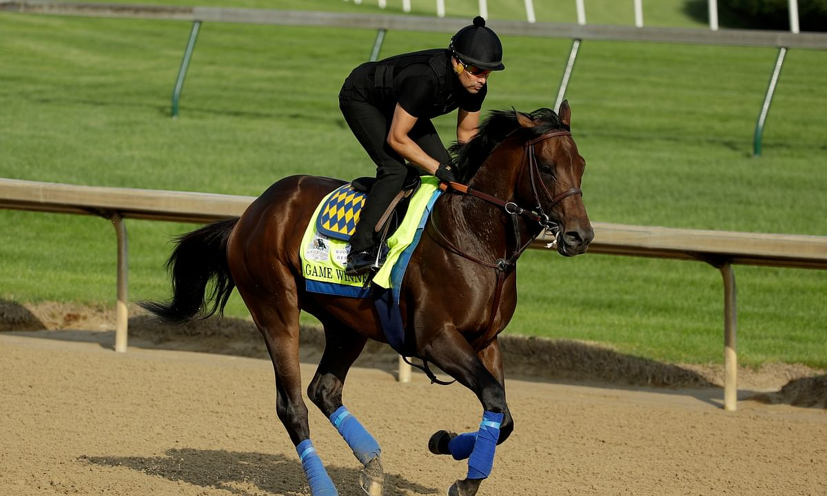 Kentucky Derby: Garrity handicaps the entire field and predicts the pace and a Baffert-trained duel for the Roses
