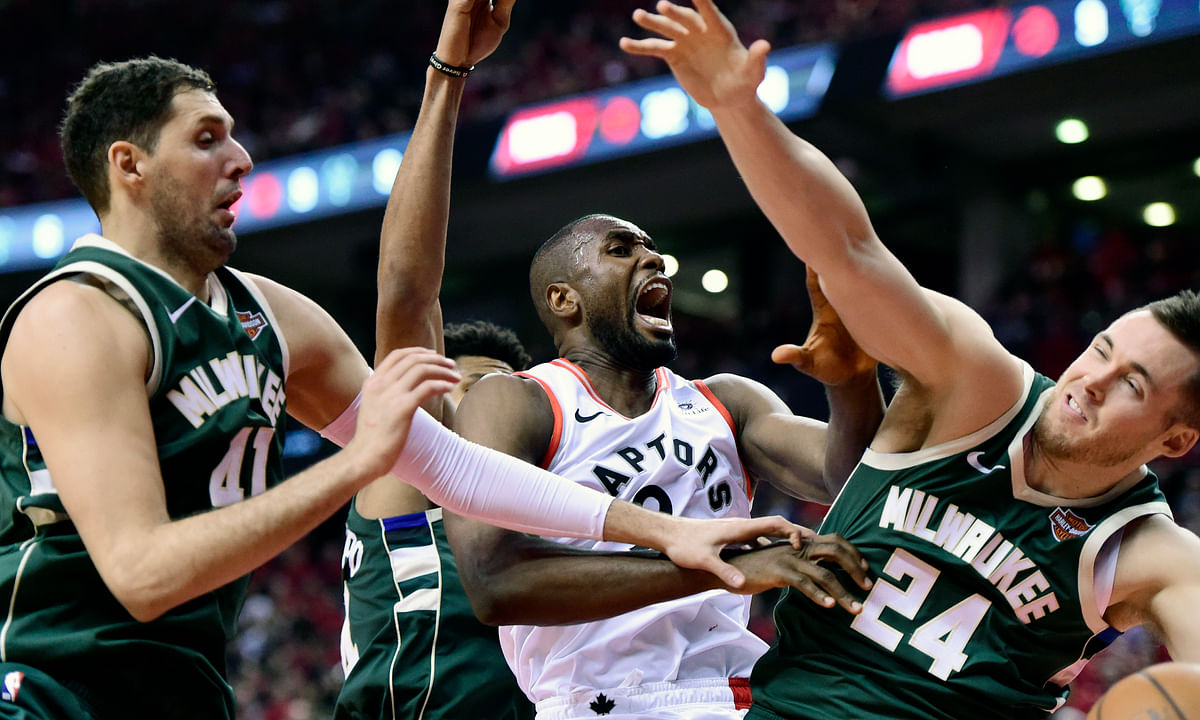 NBA Playoffs: Mims Previews Game Five of the Bucks vs Raptors series