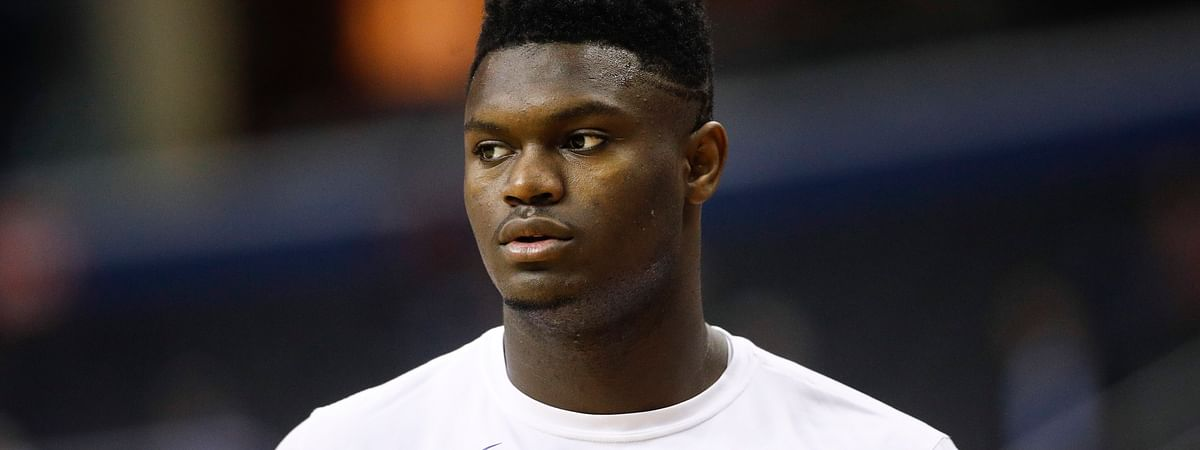 Zion Williamson may be headed to New Orleans. (AP Photo/Patrick Semansky, File)