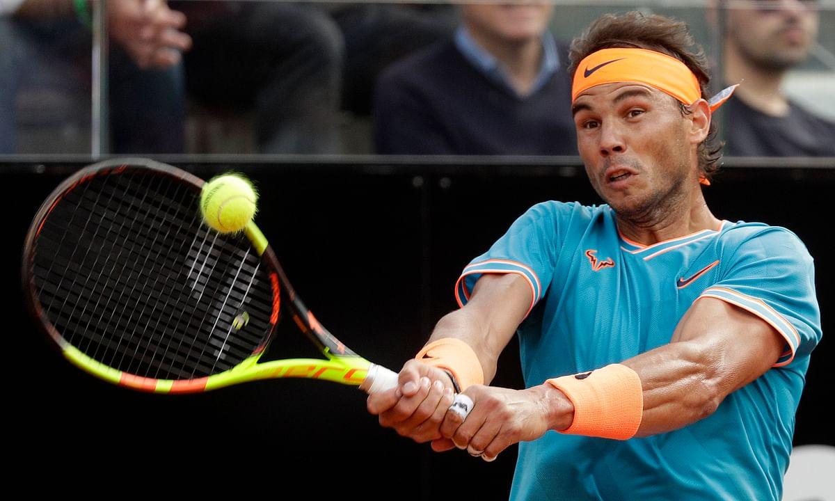 Rafael Nadal tops Novak Djokovic to win 9th Italian Open tennis title
