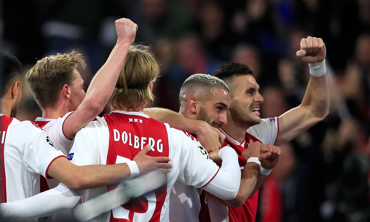 Wednesday UEFA Champions League Result: Tottenham stuns Ajax 3-2 to reach final