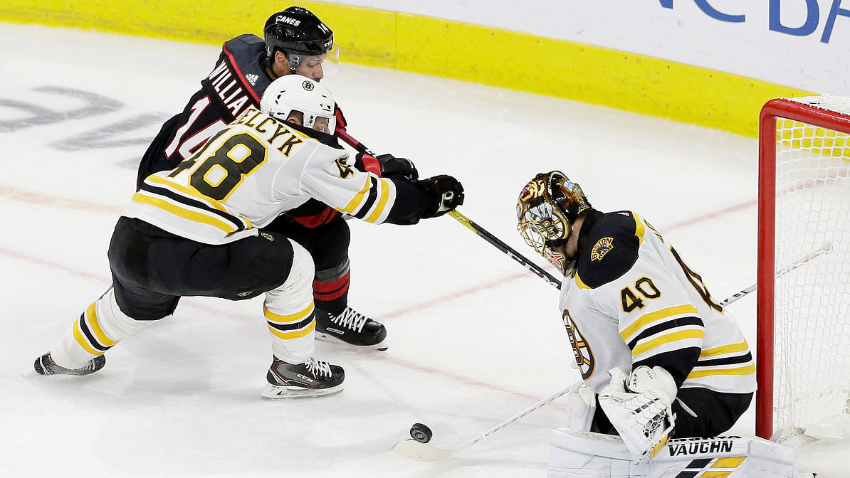 NHL Playoffs Thursday: Dietel on Bruins v Hurricanes as Boston goes for sweep