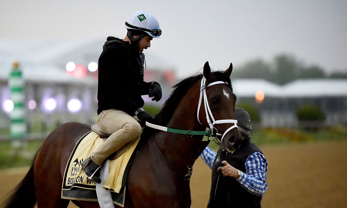 Associated Press Preakness Analysis: The pick is Bourbon War in wide-open race