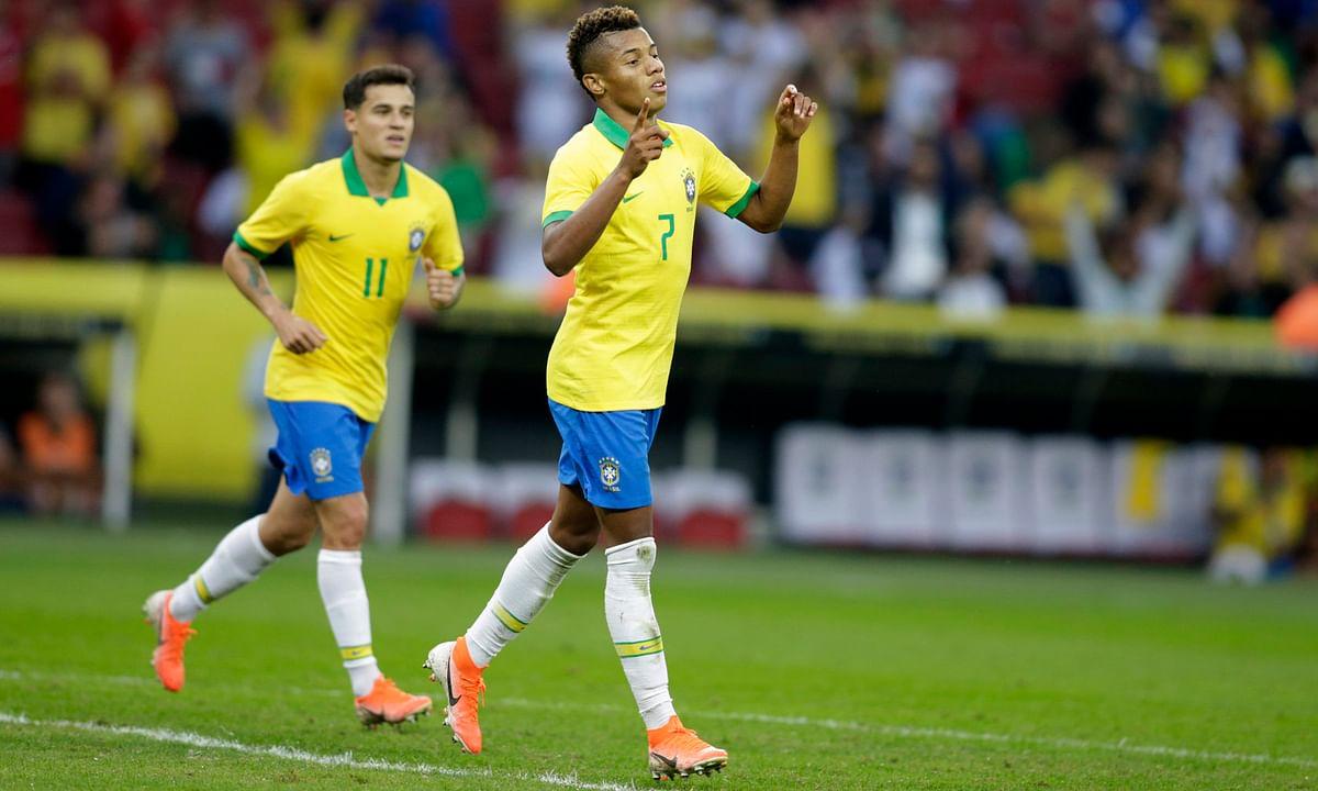 Soccer - Miller Previews Copa America, Jose Kleberson, Brazil, Argentina, Uruguay, Colombia, Chile, Peru, Ecuador