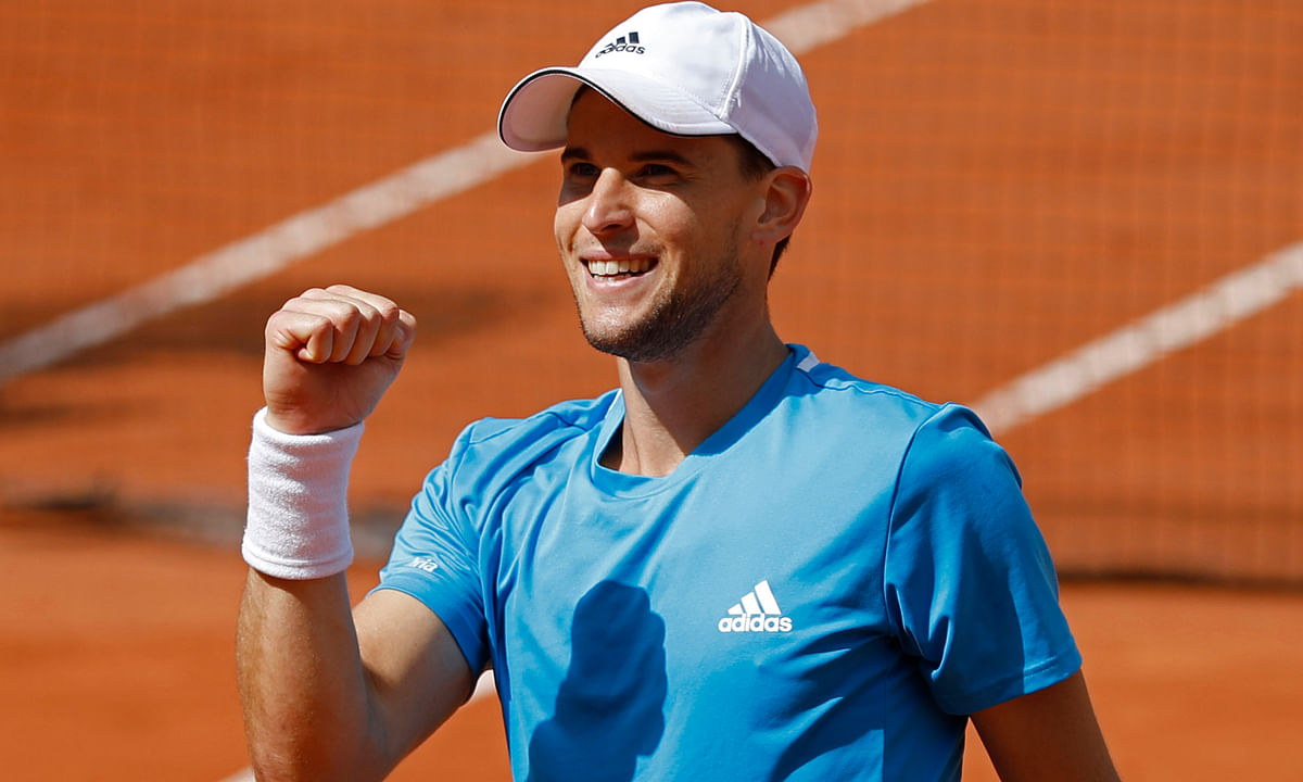 Tennis Friday - Abrams on French Open Men's Semifinals, Thiem v Djokovic, Nadal v Federer