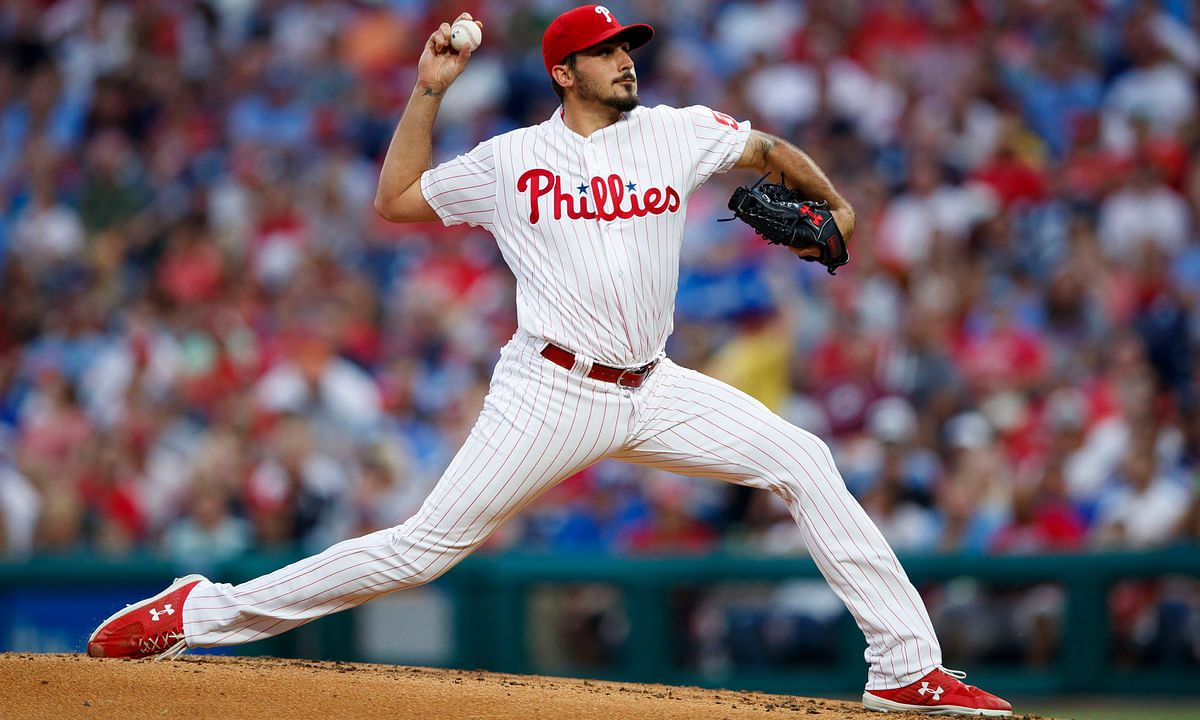 The Wednesday Philly Props: Phillies, Diamondbacks, Zach Eflin, Rhys Hoskins