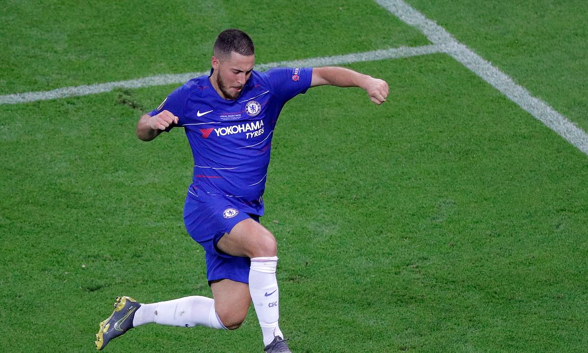 Soccer: Eden Hazard leaves Chelsea for Real Madrid in blockbuster 5-year deal