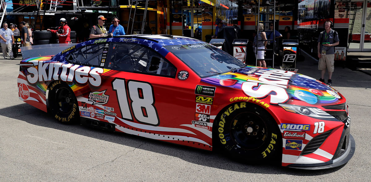 NASCAR Sunday - The Eckel Three Pick the Camping World 400 at ChicagoLand Speedway