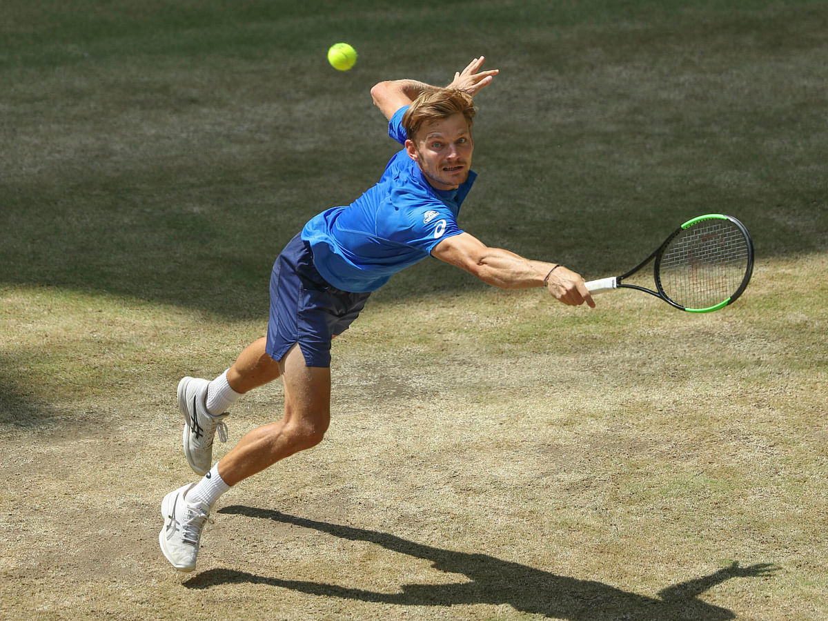 Tennis slowly re-opens with the men's Ultimate Tennis Showdown from the French Riviera – Neal Abrams previews the event and the new rules