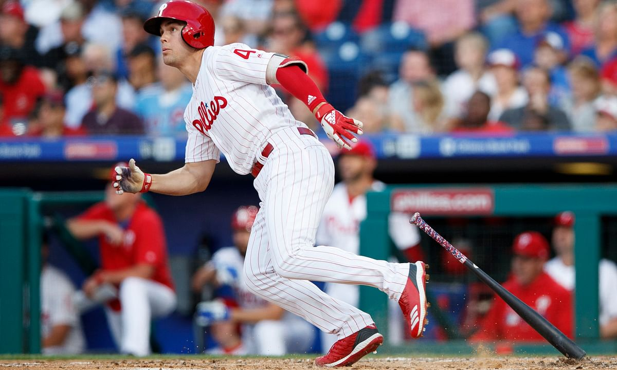 The Friday Philly Props: Phillies, Scott Kingery, Jay Bruce, Nick Pivetta