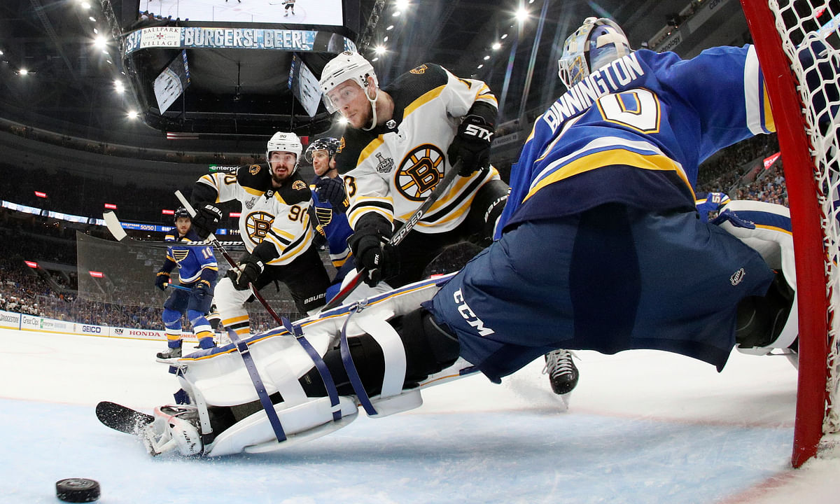 NHL Sunday - Dietel Picks Game 6 of the Stanley Cup Finals, Bruins v Blues, Zdeno Chara, Charlie Coyle