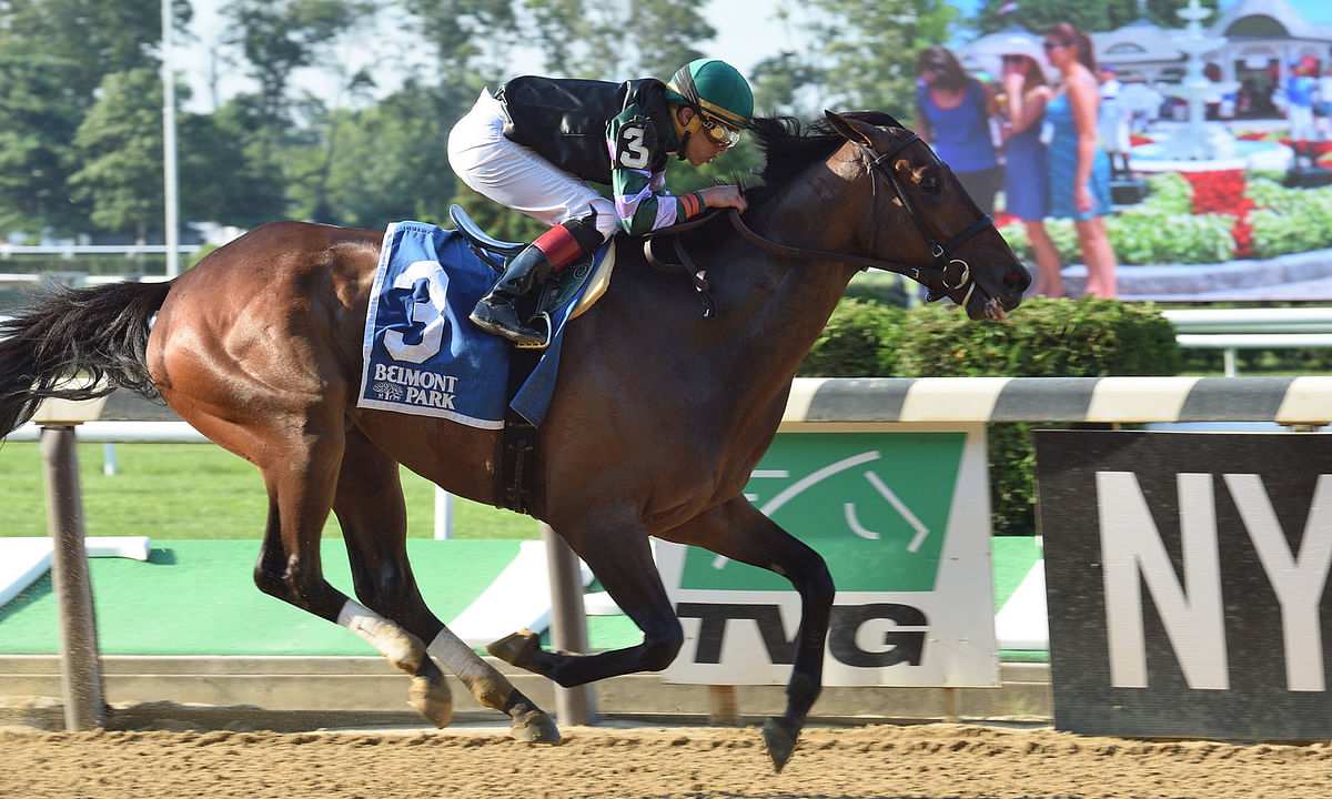 Thoroughbreds Sunday - McMudder Picks  Belmont, Laurel, Monmouth; Saginaw Stakes, Open Mind Stakes