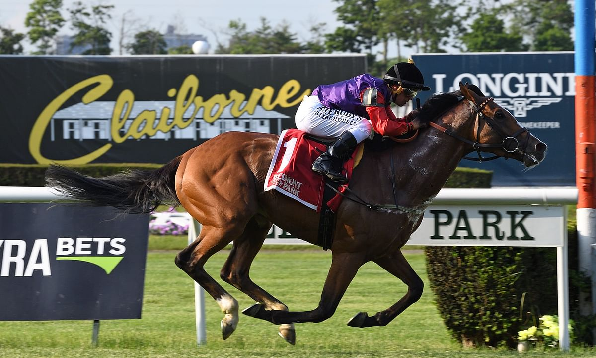 Thoroughbreds Friday - Garrity has Picks on Three Races and a Double at Belmont
