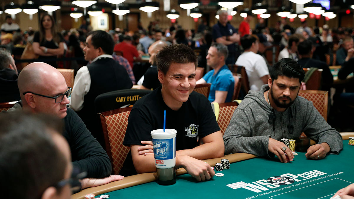 All backgrounds bet on becoming World Series of Poker 50th champ