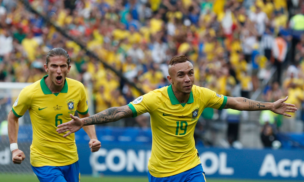 Copa America: Brazil pummels Peru 5-0 in front of the home crowd to advance to quarterfinals