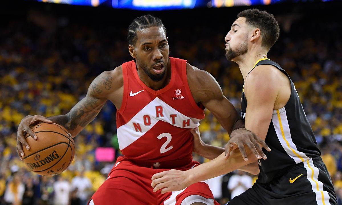 King of the North: Kawhi Leonard wins NBA Finals MVP