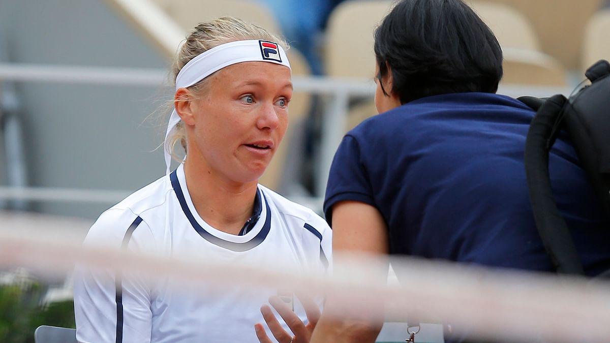 Tennis Wednesday: Abrams picks WTA matches at Eastbourne – Halep, Wozniacki, Mertens, Bertens, Hercog and more