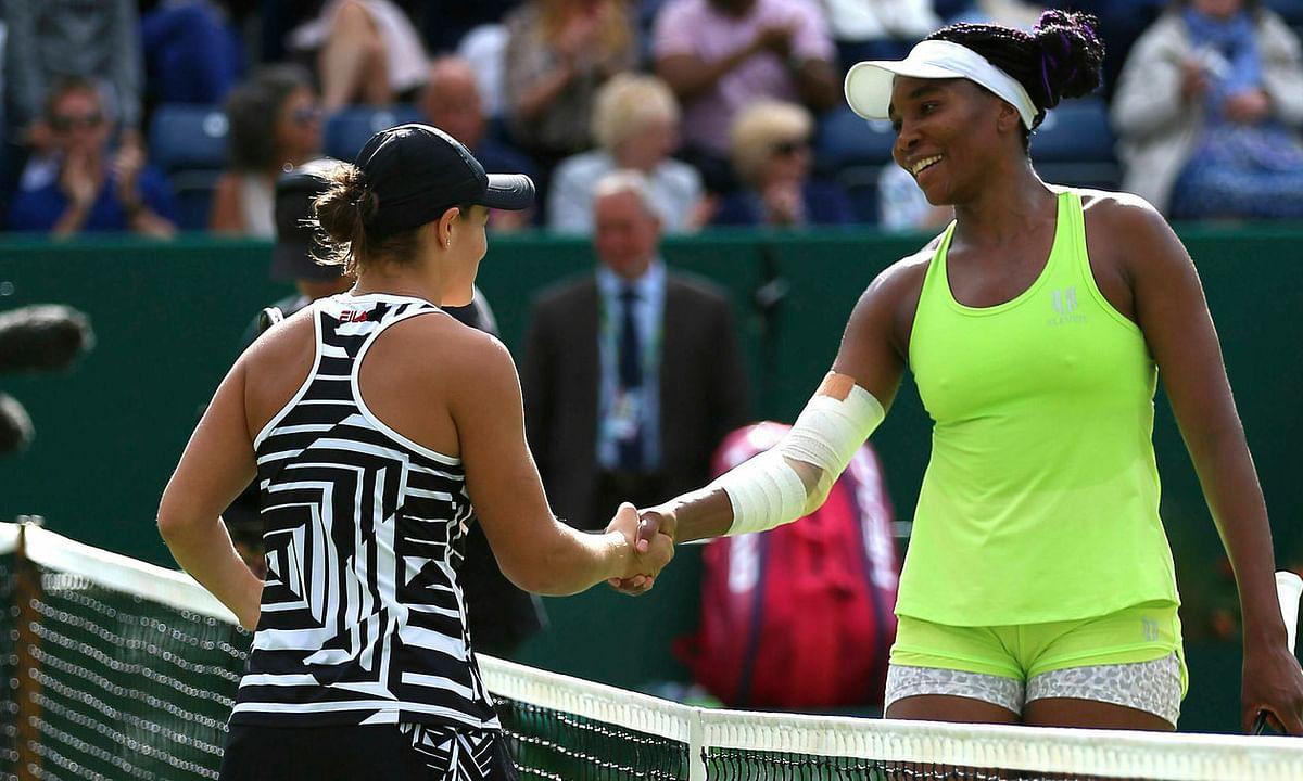 Tennis Saturday - Abrams Picks the Women's Semifinals at Nature Valley Classic, Mallorca Open; Barty, Martic, Kerber, Kenin