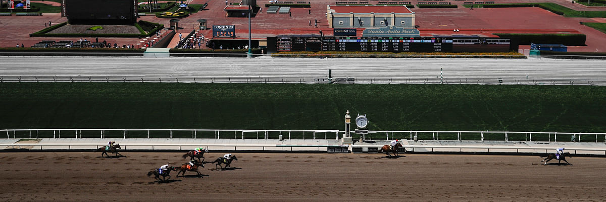 FREE SmartCap Saturday Horse Racing pick for the 6th at Santa Anita