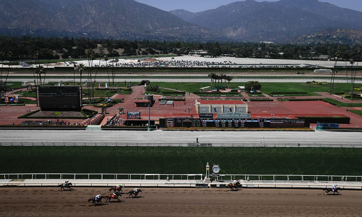 Whoa! Breeders' Cup board votes to keep races at Santa Anita this November
