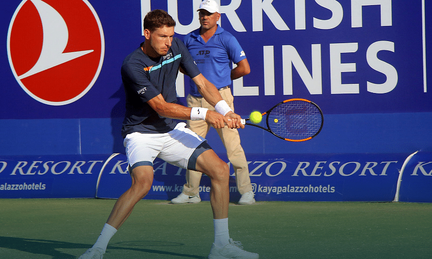 Tennis Friday: Abrams picks  ATP Antalya, Eastbourne semis–Fritz v Edmund, Querrey v Fabbiano, Kecmanovic v Thompson, Carreno Busta v Sonego