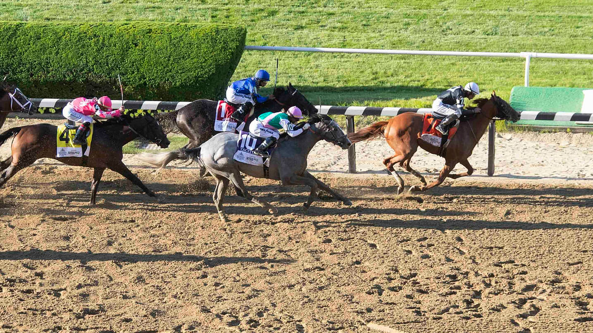 Thoroughbreds Review - Garrity Looks Back at Belmont Stakes, Triple Crown, War of Will, Sir Winston, Tacitus, Maximum Security