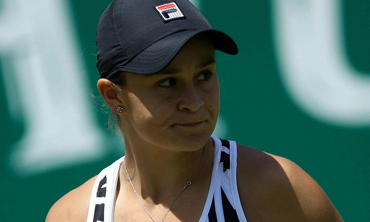 Ash Barty tops Julia Goerges 6-3, 7-5 to win Birmingham Classic - assures herself of world No. 1 ranking