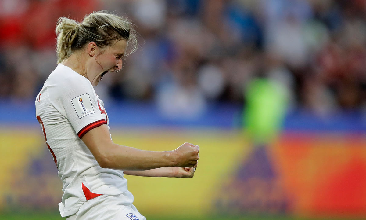 England beats Norway 3-0 and advances to Women's World Cup semifinals