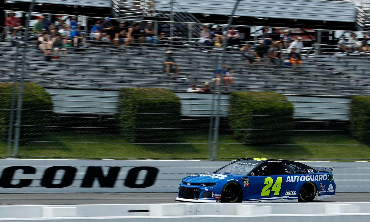 NASCAR Sunday -- Eckel & Company on the Pocono 400 . . . Truex, Busch, Keselowski, Harvick, Blaney, Hamlin