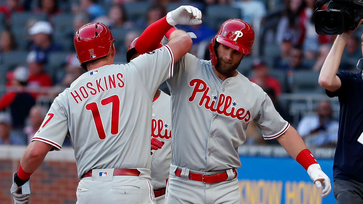 BoopProps Saturday: The Flyers solo, a Flyers & Phillies parlay, and HR + goal parlays with Harper, Hoskins, Giroux, Pitlick and more