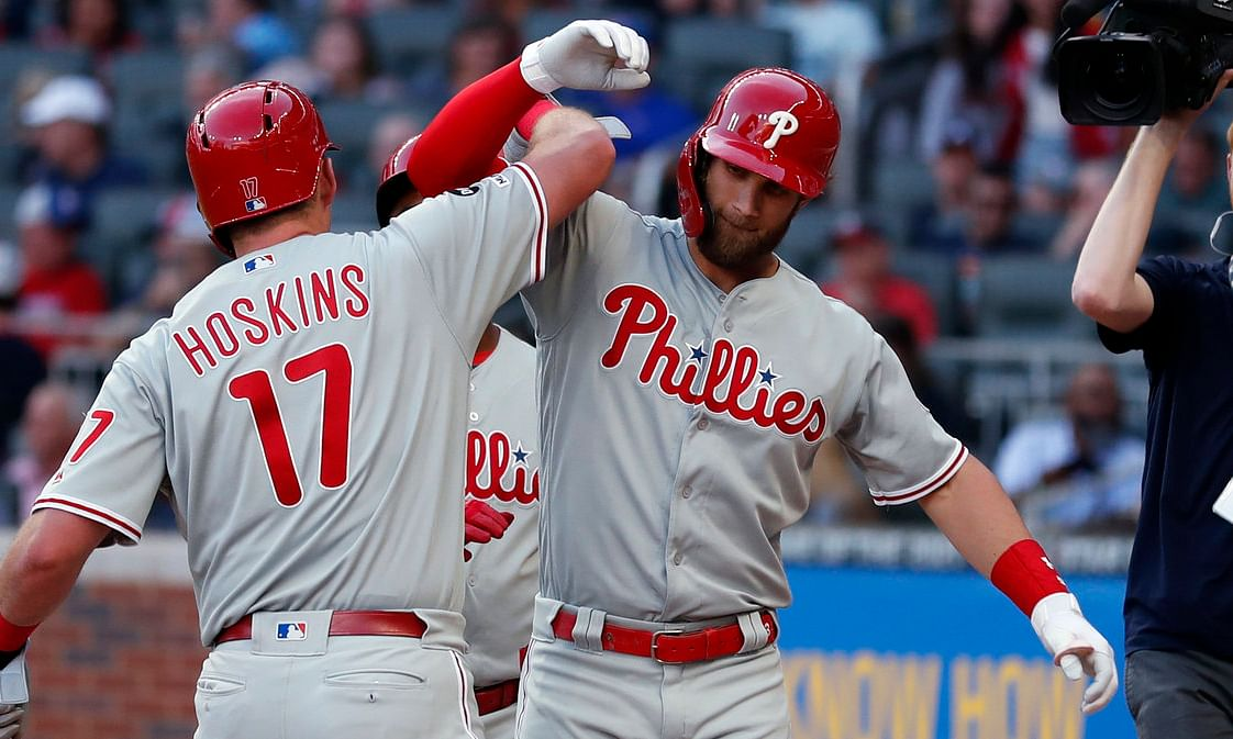 The Monday Philly Props: Phillies, Harper, Hoskins, Kingery
