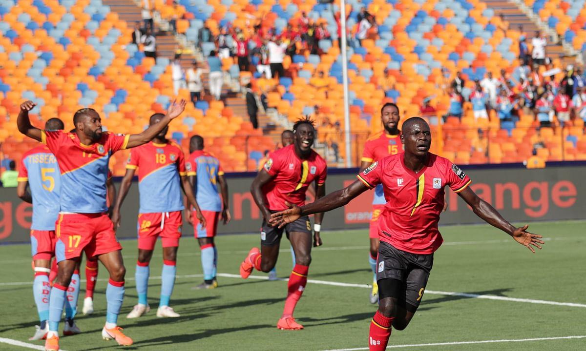 African Cup soccer: Odion Ighalo scores late to lead Nigeria to 1-0 win over upstart Burundi; Uganda tops Congo 2-0