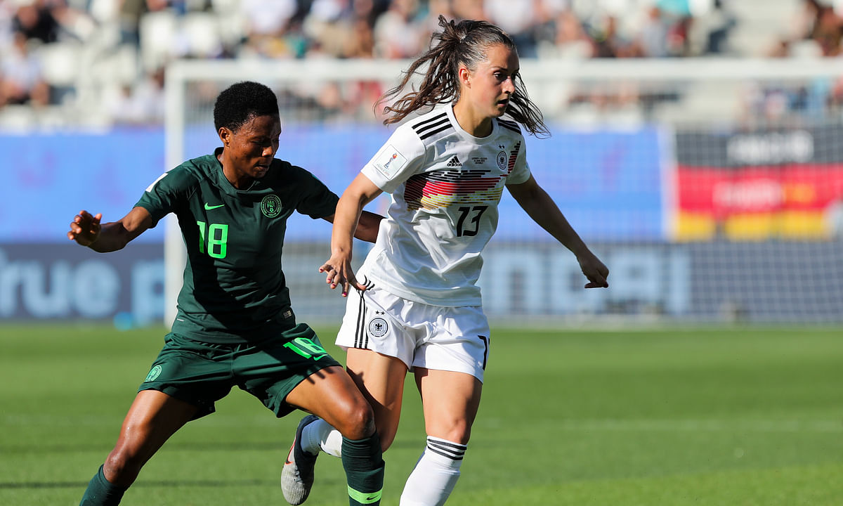 Women's World Cup: Germany advances to quarterfinals, beating Nigeria 3-0