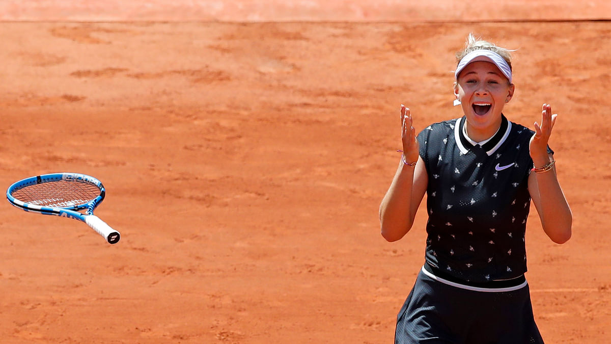 Amanda Anisimova is one of Neal Abrams' Top 5 young women's tennis stars to watch in 2020 (4 of 5)