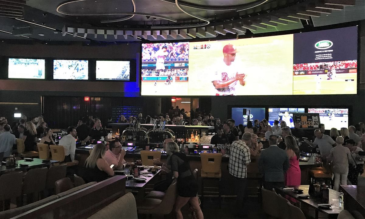 Borgata's new Moneyline sports book wants to turn Atlantic City into 'Fantasy Football' Land