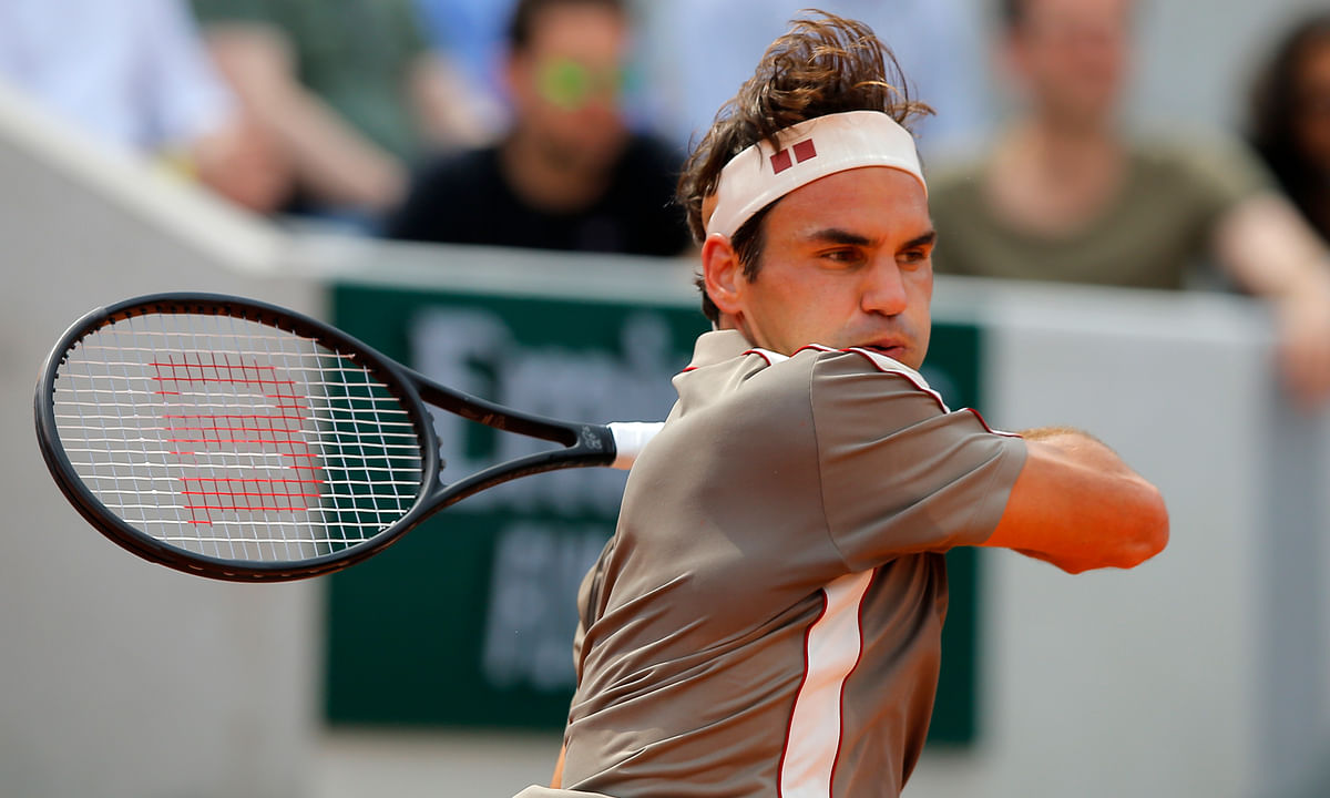 Tuesday French Open Quarterfinal Results: Federer, Nadal win, will meet in semis; Vondrousova will face Konta