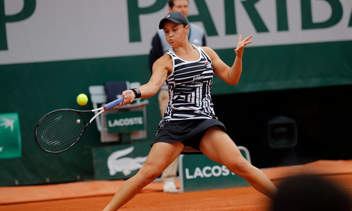 Australian Ash Barty wins French Open, topping Czech Market Vondrousova