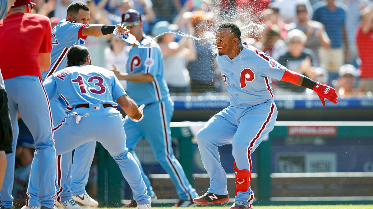 Friday Quick Quiz & Single Digits - Women's World Cup, Phillies Streaks, 1961, Maikel Franco, Jean Segura, Scott Kingery, Jake Arrieta