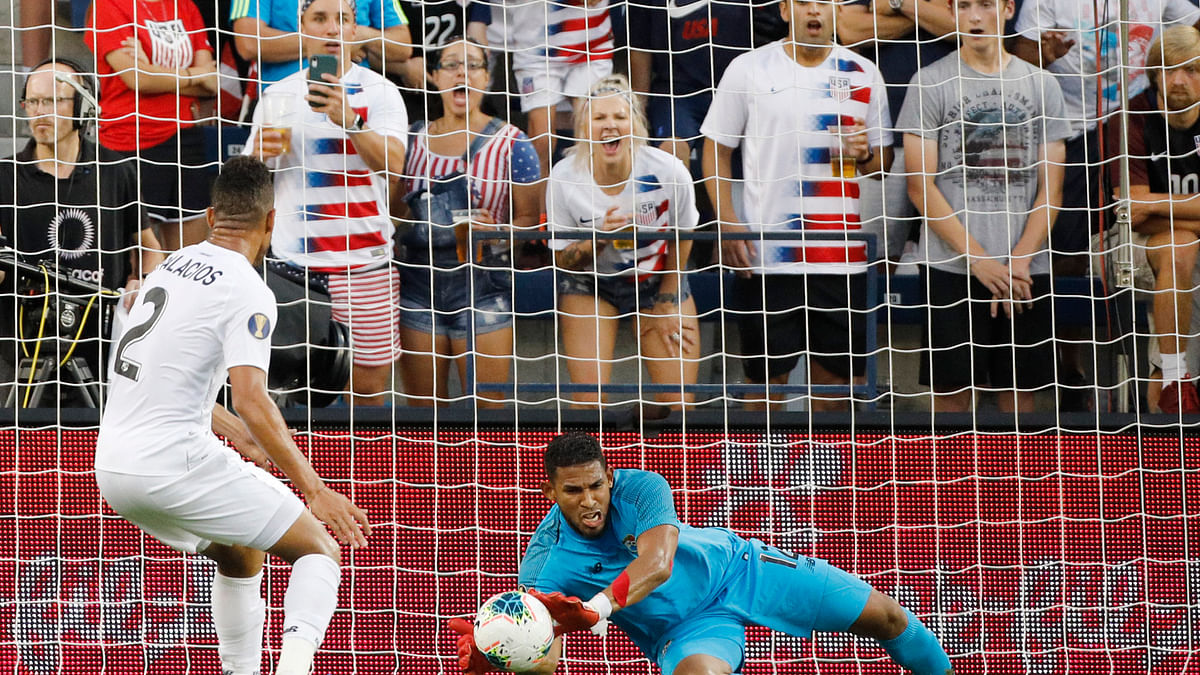 Jozy Altidore goal leads U.S. to a 1-0 win over Panama in CONCACAF Gold Cup play – U.S. next plays Curacao Sunday in Philadelphia