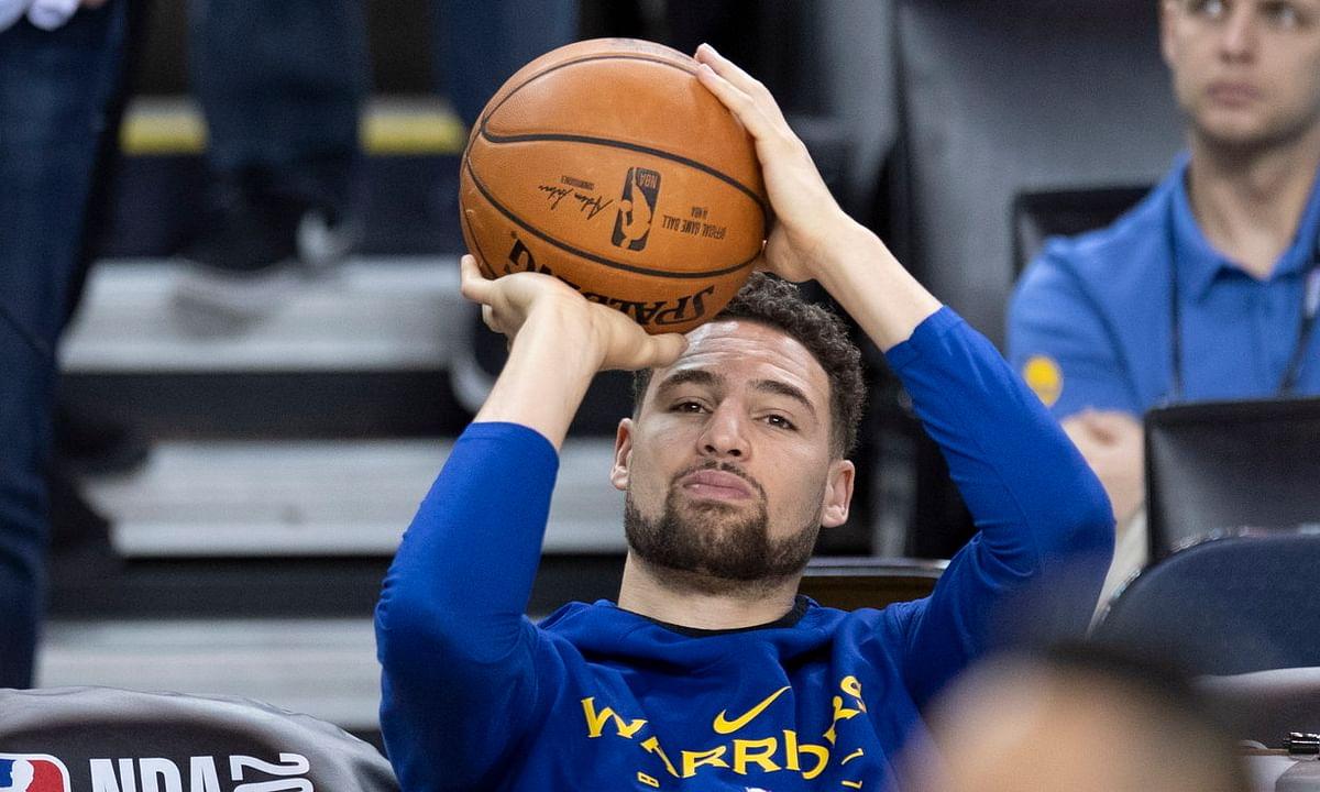 NBA Wednesday - Frank on Warriors v Raptors Game 3, Kevin Durant, Klay Thompson