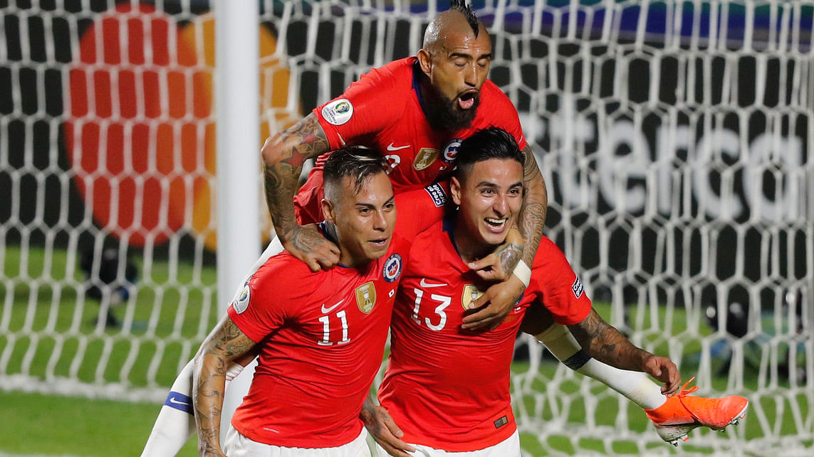 Soccer Friday - With Women's World Cup Between Rounds, Miller Picks African Cup of Nations, UEFA U21, Copa America, CONCACAF Gold Cup,