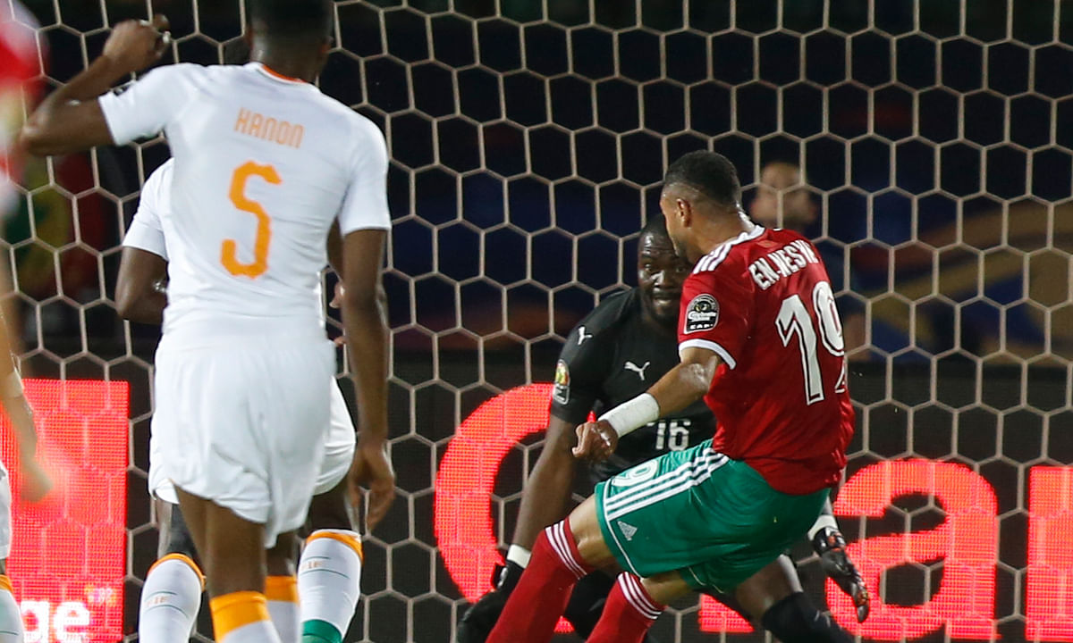 Morocco beats Ivory Coast 1-0 and proceeds to round of 16 at African Cup