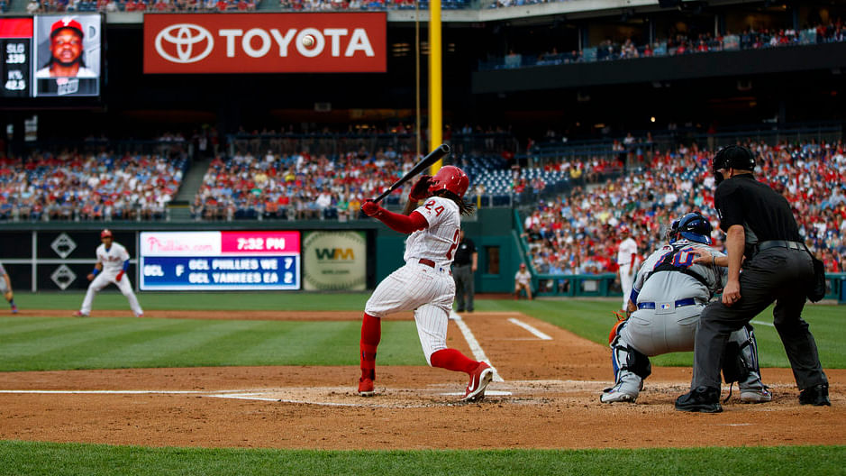 The Tuesday Philly Props - Phillies Total, Run Line, Scott Kingery