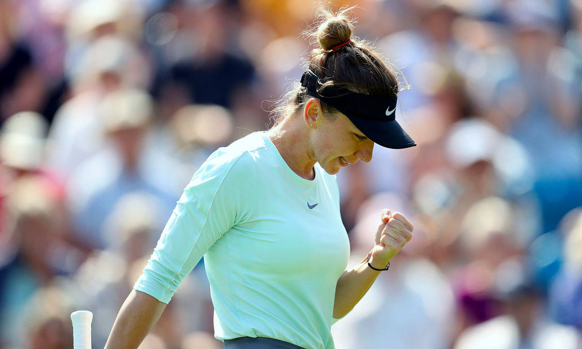 Tennis Thursday: Abrams picks the WTA Eastbourne quarters – Kerber vs Halep, Bertens vs Sabalenka, Pliskova vs Alexandrova, Cornet vs Javeur