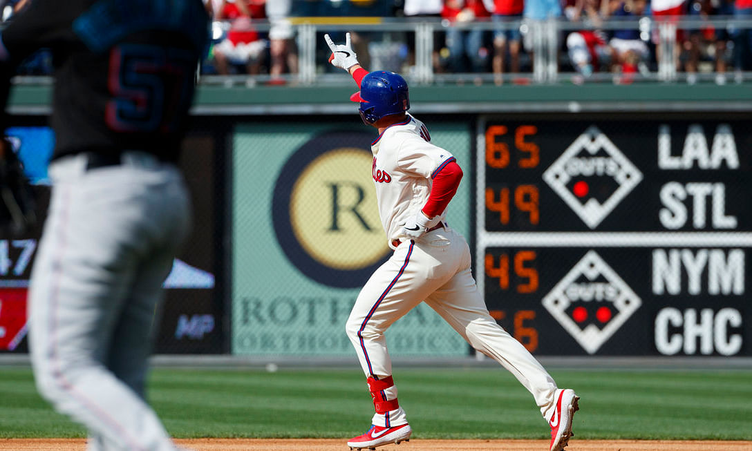 The Sunday Philly Props: First Inning