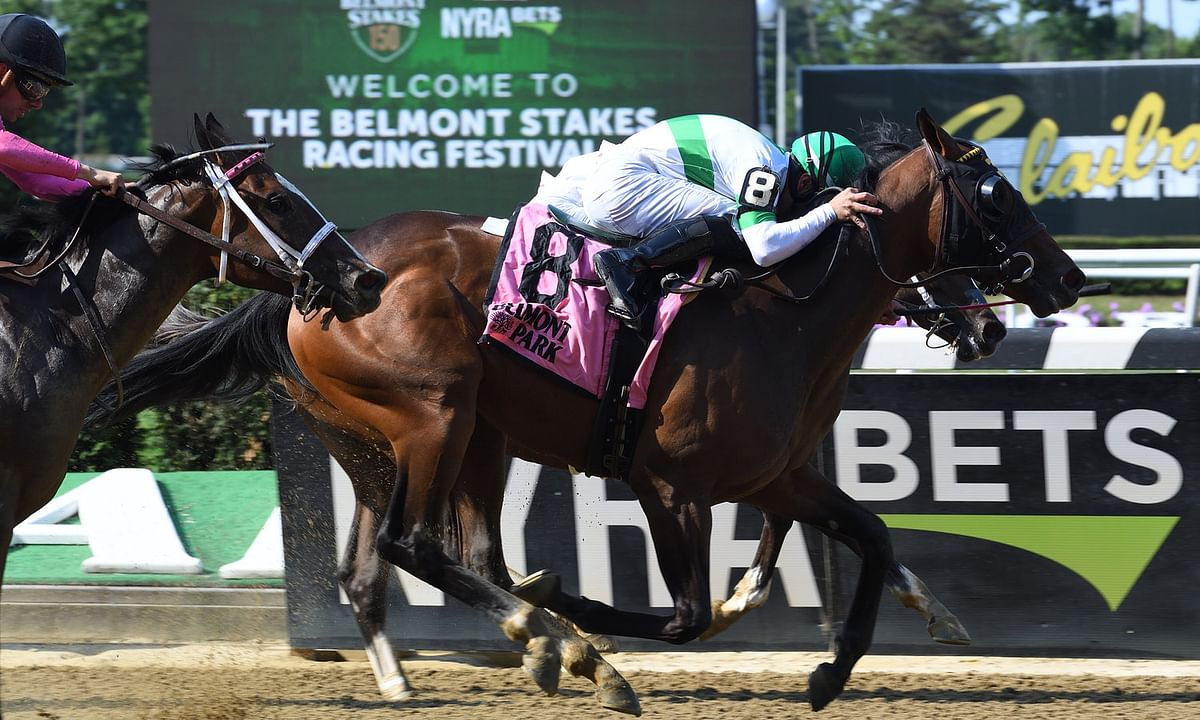 Thoroughbreds Thursday - Garrity on Astoria Stakes, Intercontinental Stakes, Wonder Again Stakes, and another  Belmont Park race
