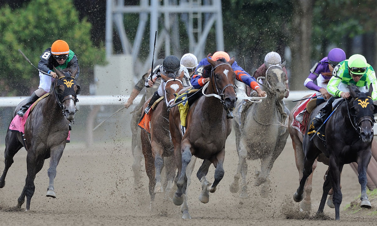 Thoroughbreds Wednesday - Garrity Picks Thistledown on the eve of Opening Day at Saratoga