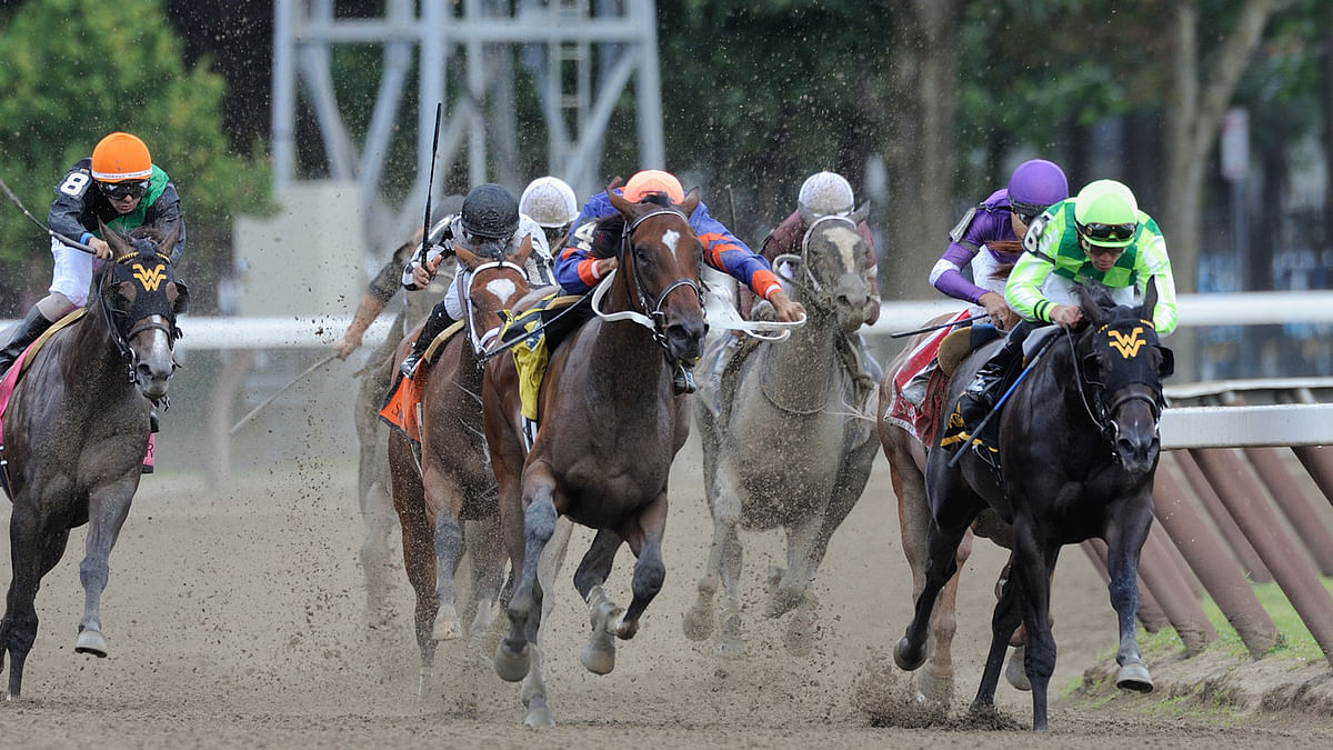 Thursday Horse Racing: Garrity is back at Saratoga and Del Mar for a terrific mid-week day of racing