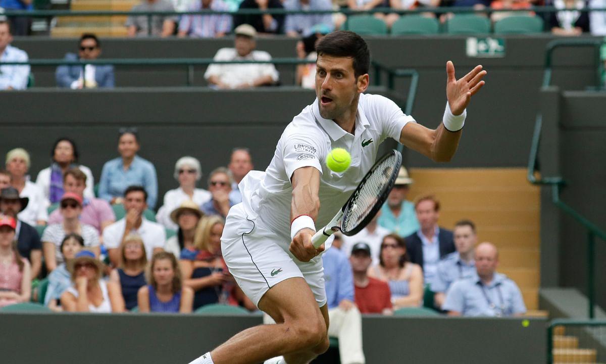 Wimbledon Wednesday Men's Quarters: Abrams picks Bautista Agut vs. Pella, Djokovic vs. Goffin, Federer vs. Nishikori, Nadal vs. Querrey