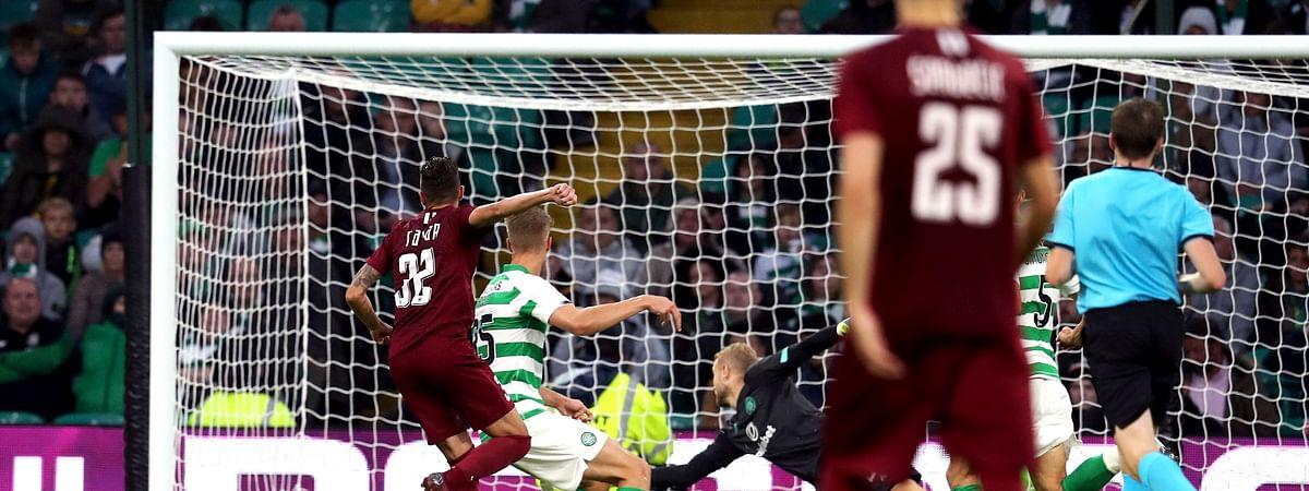 FK Sarajevo scores on Celtic from July 17, 2019.